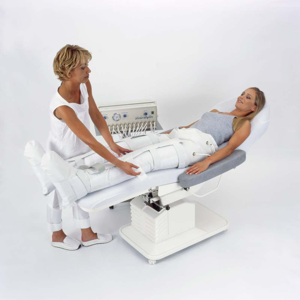 lymphdrainage cellulite selber machen